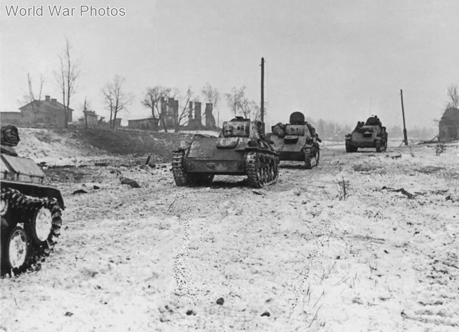 T-70 18 January 11944