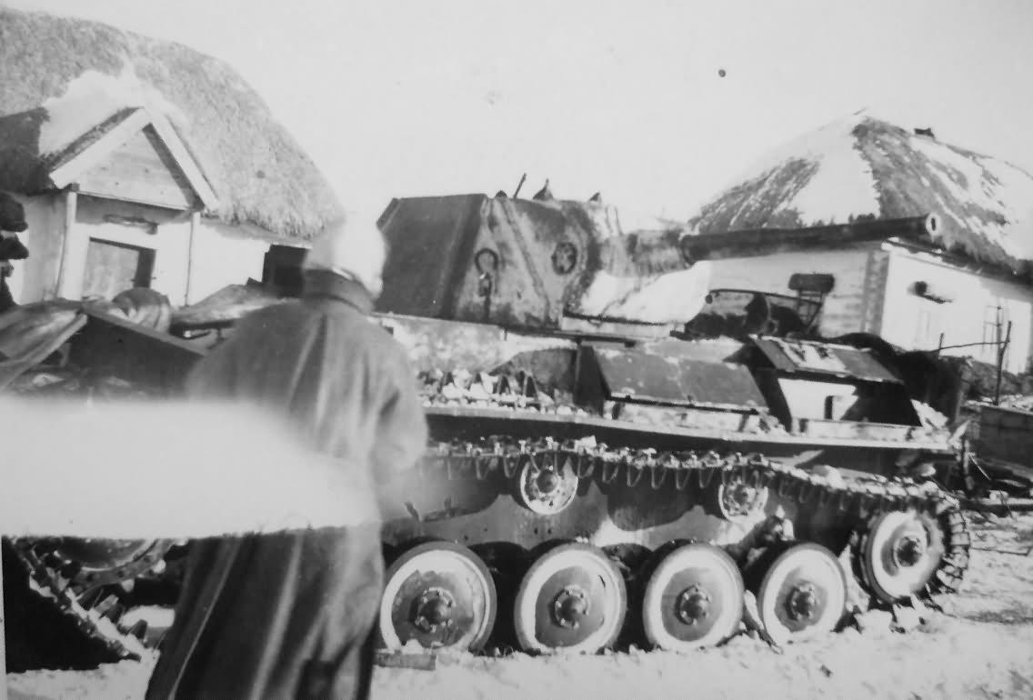 T-70 tank soviet light tank 1