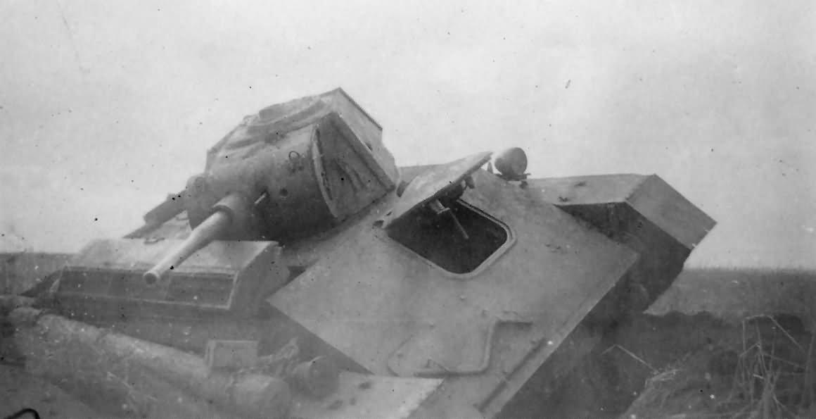 T-70 tank soviet light tank 3