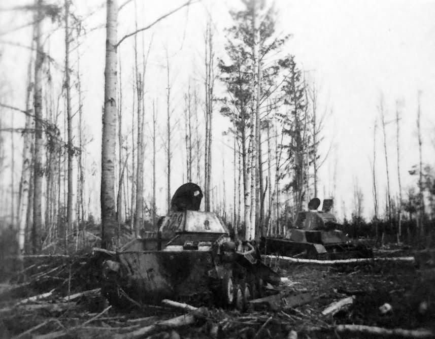 T-70 tank soviet light tank 329