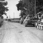 T-70M tanks from 19th Tank Corps, Crimea 1944