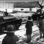 "T-70 tank ""321"" 1942/43"
