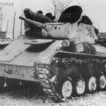 T-70 Leningrad Front January 1944