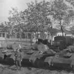 T-70 tanks in german service – Panzerkampfwagen T-70 743 (r)