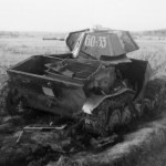 Tank T-70 code 60-33